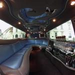 Stretch Limousine Ford Excursion Prague Airport Transfers
