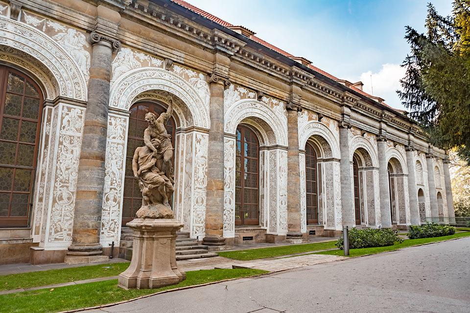 Prague Castle via the Royal Route Prague Airport Transfers